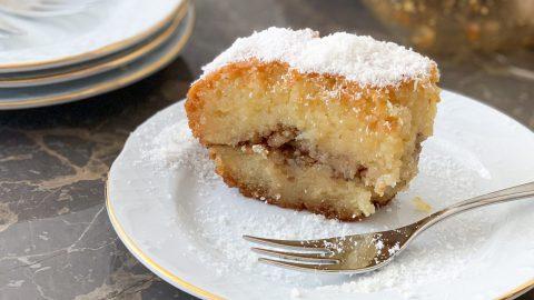Sambali – Grießkuchen mit Sirup
