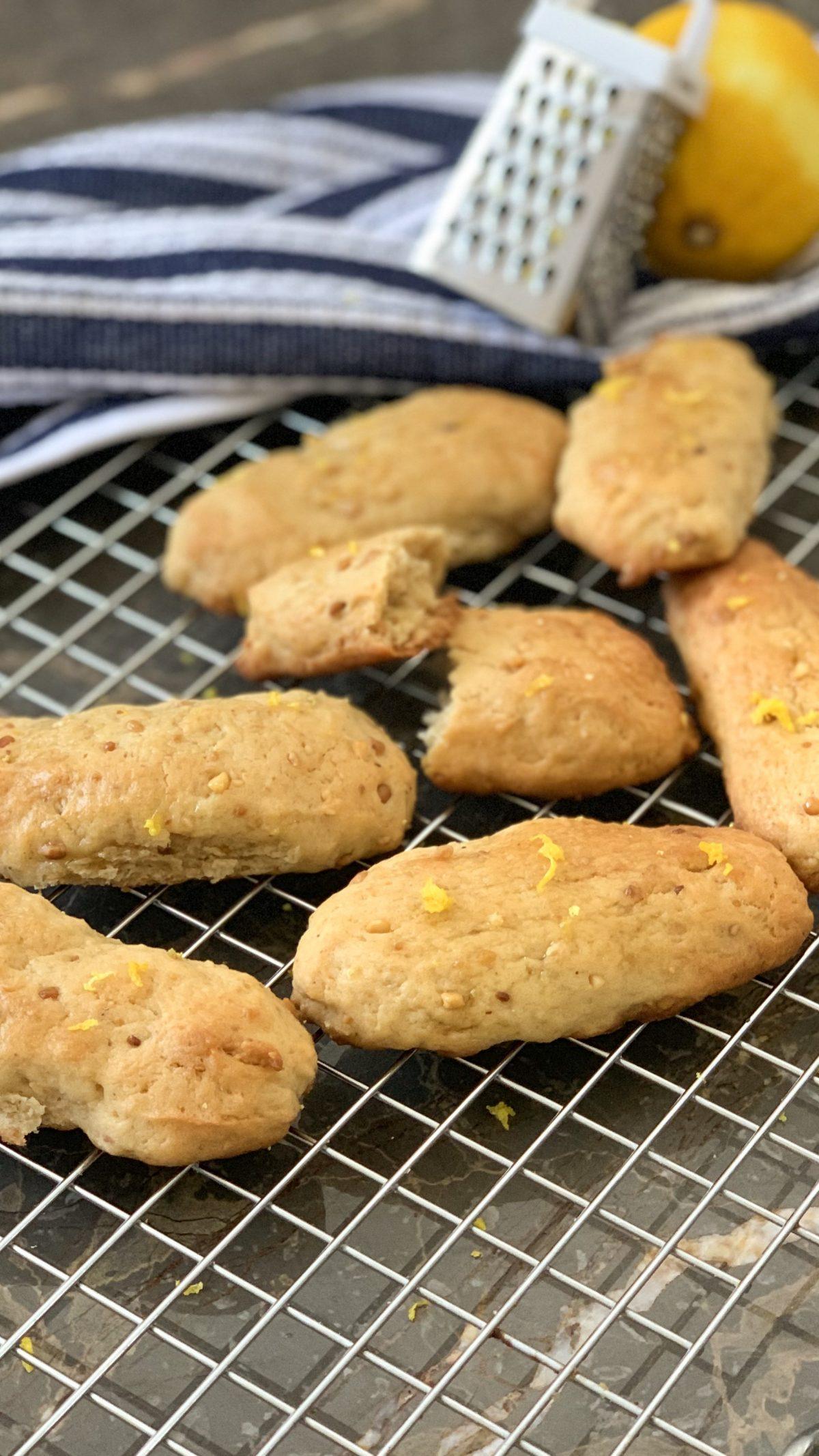 Erdnusscreme Cookies