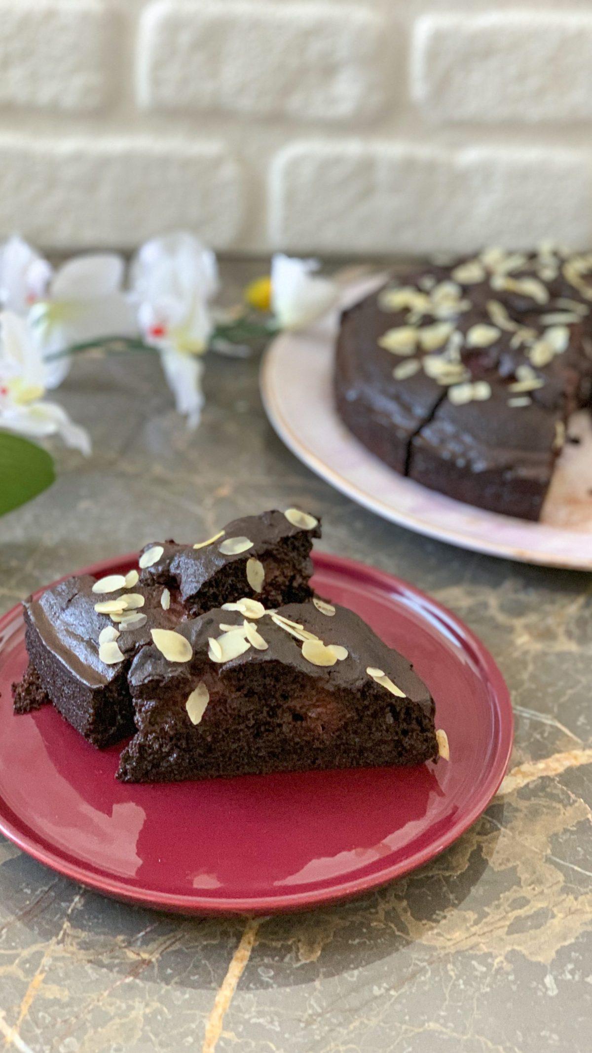 Feuchter Kuchen